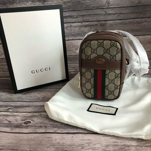 Gucci Crossbody Camera Bag